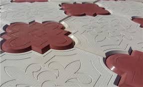 پاورپوینت مواد و مصالح ساختمانی - موزائیک