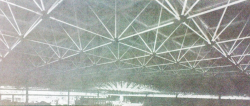 پاورپوینت سقف های فضایی
